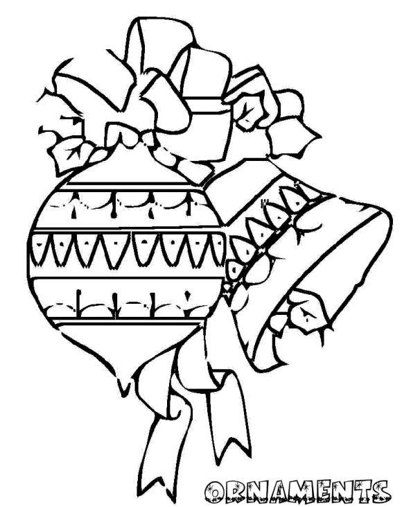Drawn ornamental printable coloring #15