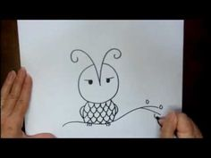 Drawn owl beginner An Beginners  Lesson Draw