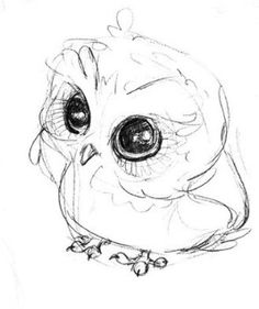 Drawn owl kawaii Kawaii owl Search  owl