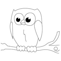 Drawn owl tree drawing Draw and drawing Pinterest Find