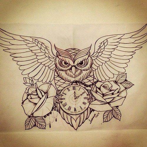 Drawn owl we heart it #13