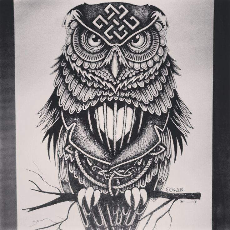 Drawn owl we heart it #15