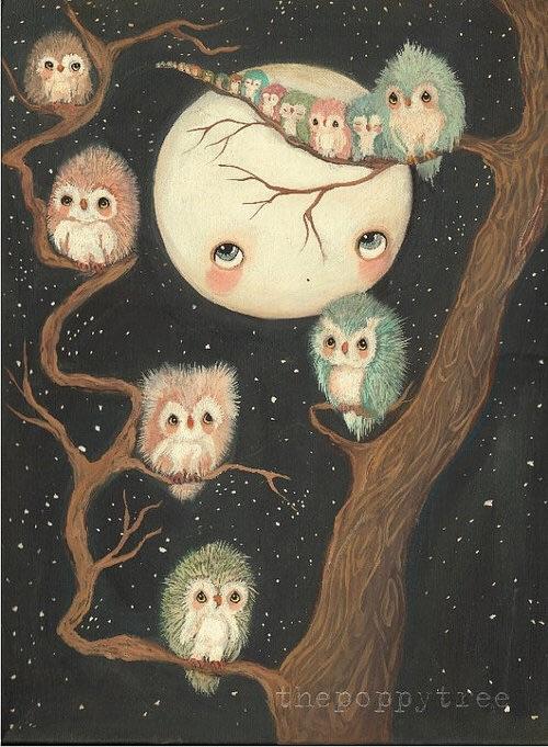 Drawn owl we heart it #7
