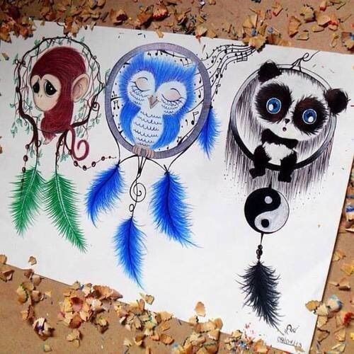 Drawn owl we heart it #6
