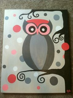 Drawn owlet chi o Owls owl4 Simple pixels