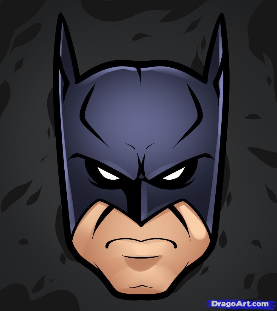 Drawn batman cartoon Batman Best draw batman ideas
