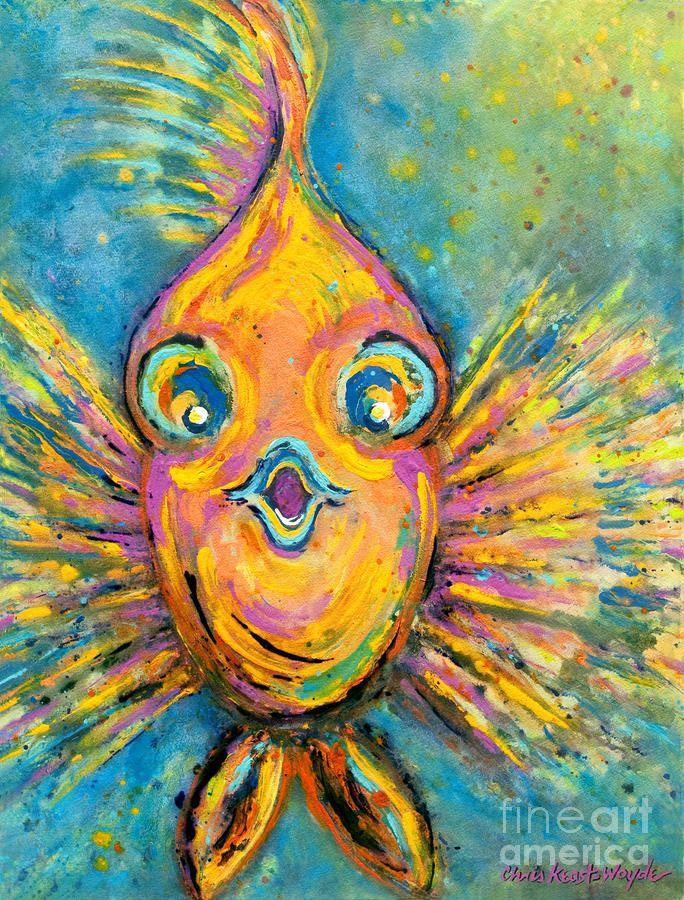 Drawn painting fish Fish fish drawings 25+