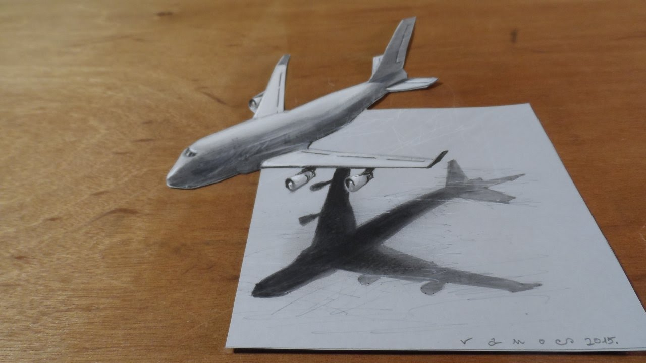 Drawn airplane airplane flying How Boeing to Draw Airplane
