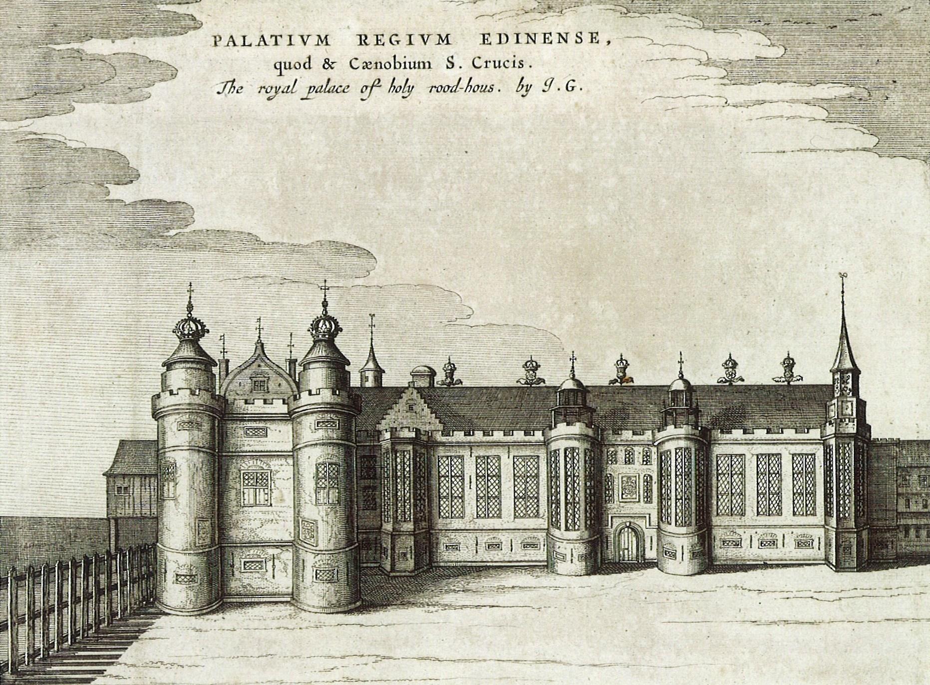 Drawn palace #6