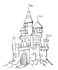 Drawn palace #3