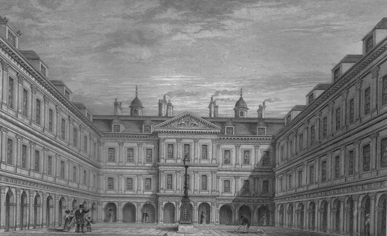 Drawn palace #13