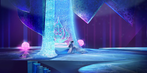 Drawn palace arendelle castle Resolve image problems does practical