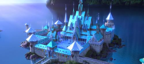 Drawn palace arendelle castle Skoglie Us AwesomeBy Is Castle