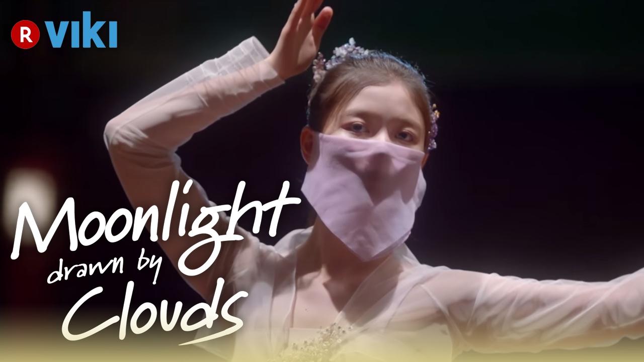 Drawn palace dancer Emotional Kim Drawn Dance by