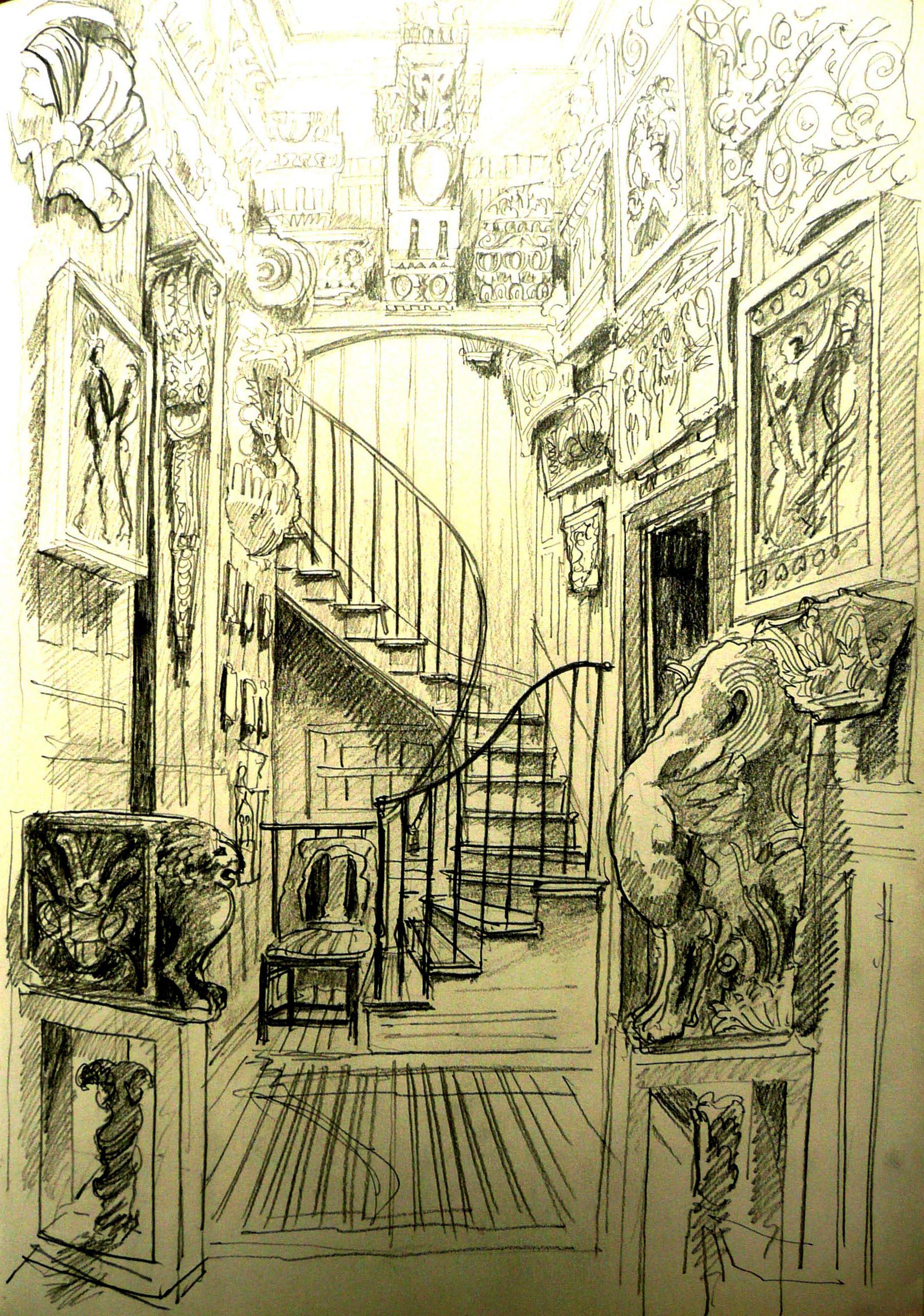 Drawn palace john soane Museum john Search john Google