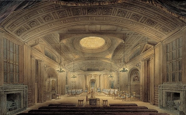 Drawn palace john soane Best which heritage of to