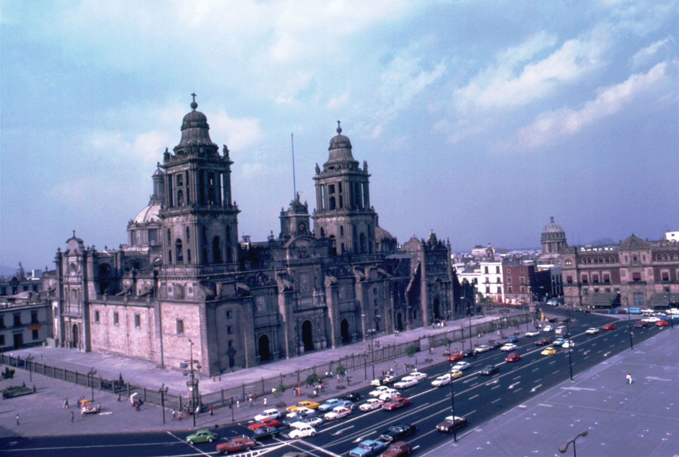 Drawn palace mexico city Luxurious still Mexico this by