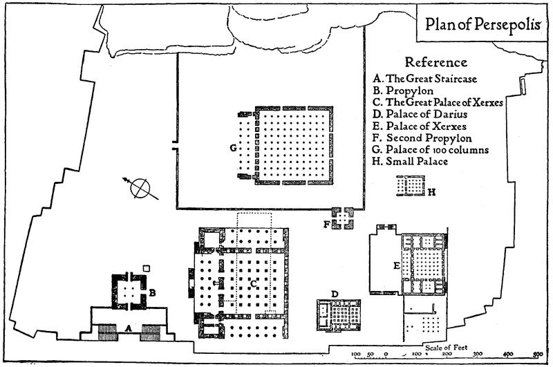 Drawn palace small Plan png 1911 Encyclopædia