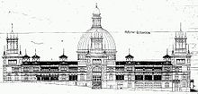 Drawn palace sydney garden Palace; drawing 1870s the Wikipedia