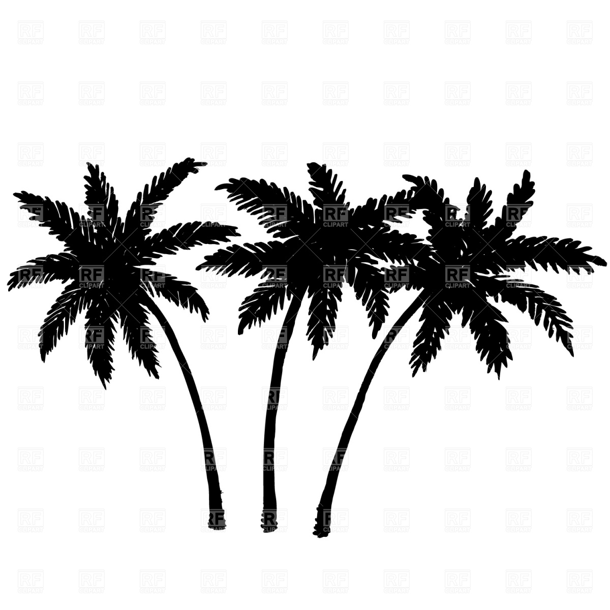 Palm Tree clipart drawn Art Wallpaper Vectors Palm Vector
