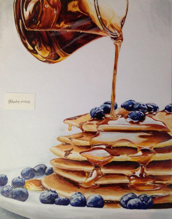 Drawn pancake Art 191 images on Pancakes