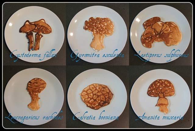 Drawn pancake It's Batter Animals Drawn Day!