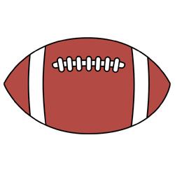 Drawn football To Pinterest to draw School