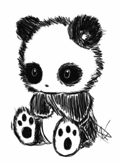 Drawn panda Monium 26 images drawn Panda