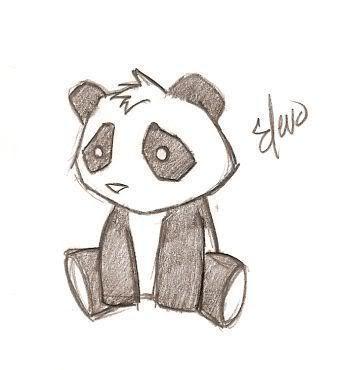 Drawn panda Images drawing draw panda how