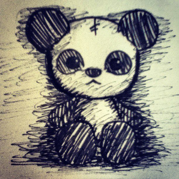 Drawn panda cute lil Best Pinterest this on panda