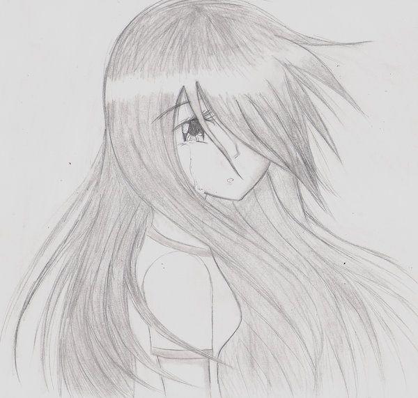 Drawn paper anime #13