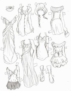Drawn paper anime #11