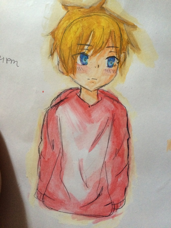 Drawn paper anime #10