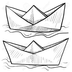 This Boats Love vector geometric