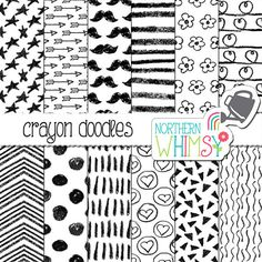 Drawn paper doodle Hand Paper space Doodle and