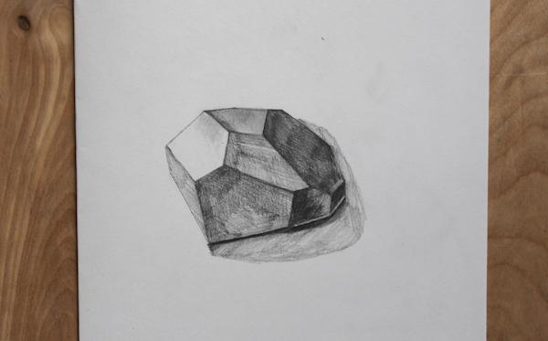 Drawn paper drawing 3d Shape D Tutorials Shapes: 3d