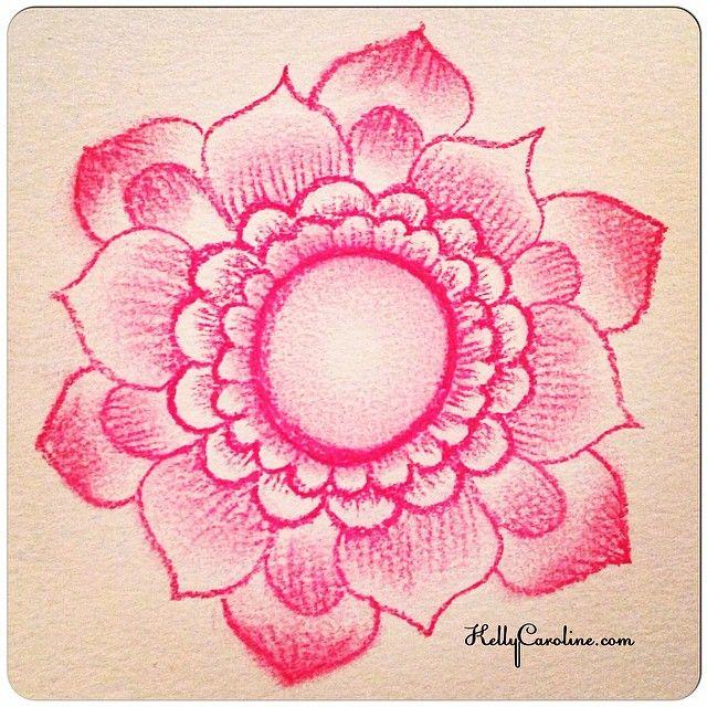 Drawn paper henna design Best paper designs on henna