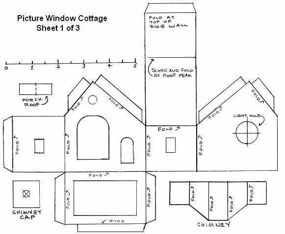 Drawn paper house Click Paper a ideas Pinterest