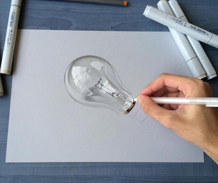 Drawn paper looks 3d Best Pinterest  drawings 25+