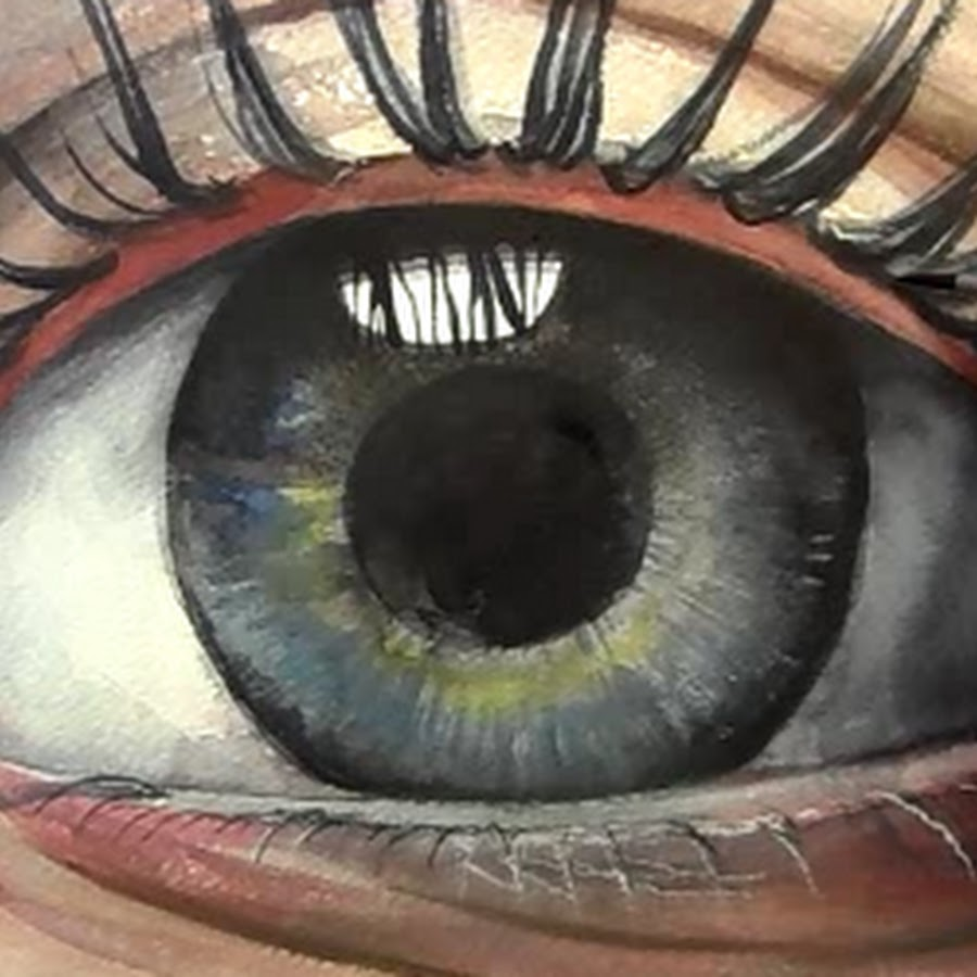 Drawn paper painting Art YouTube  Drawing 3D