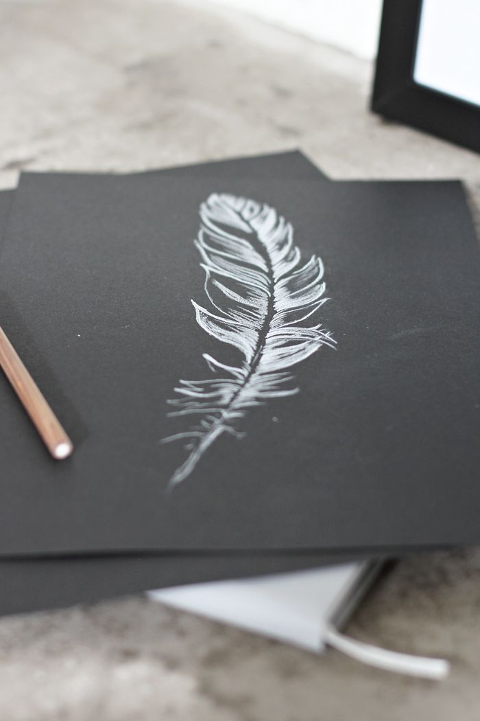 Drawn paper paper tutorial Pinterest Crafts + Find DIY