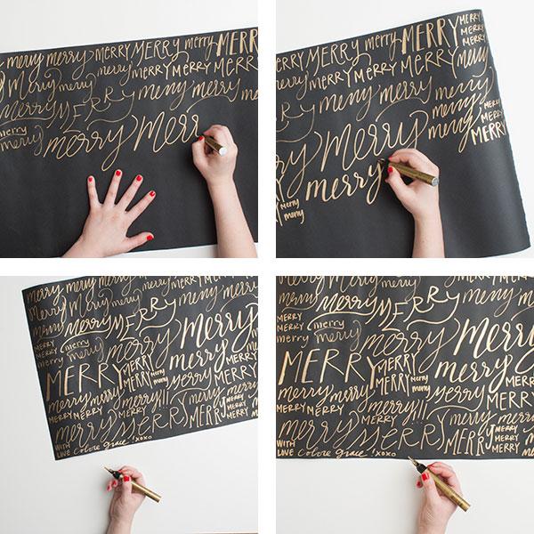 Drawn paper paper tutorial Super cute super tutorial wrapping