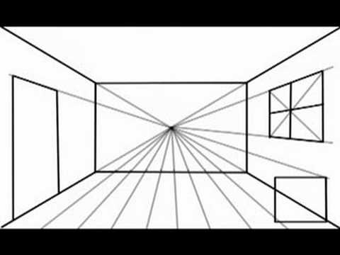 Drawn paper perspective #11