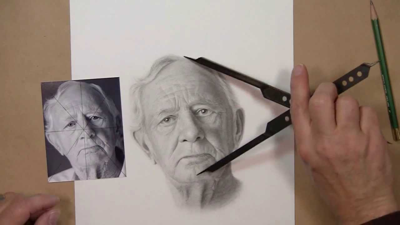 Drawn paper realistic Getting Getting tutorial Proportions Correctly