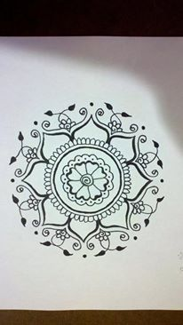 Drawn paper simple #4