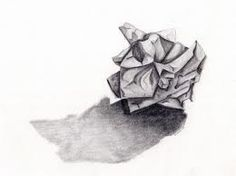 Drawn paper sketch Crumpled  drawing drawing crumpled