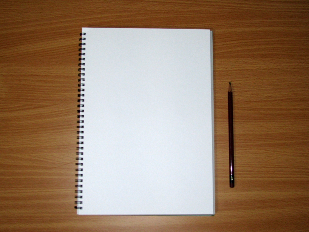 Drawn paper sketchbook  Drawing Choose How to
