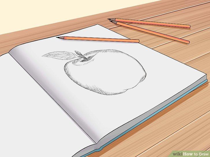 Drawn paper three To Draw 7 Ways Step