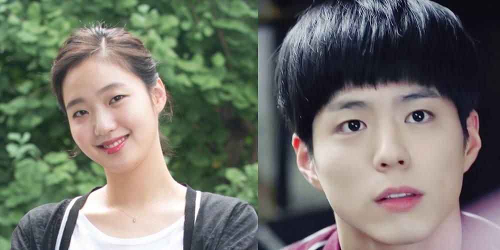 Drawn park go green Talks gum drama eun Eun