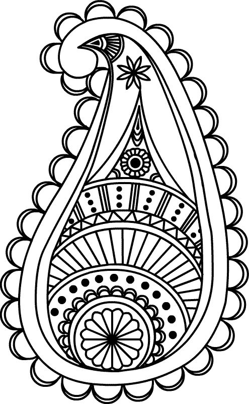 Drawn pattern indian #indian on ideas Pinterest Indian
